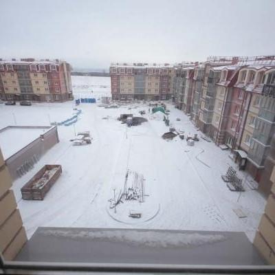 Строительство жилого комплекса Царский двор