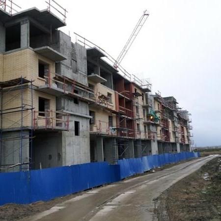 Новые дома стройка СПб ЖК Царский двор
