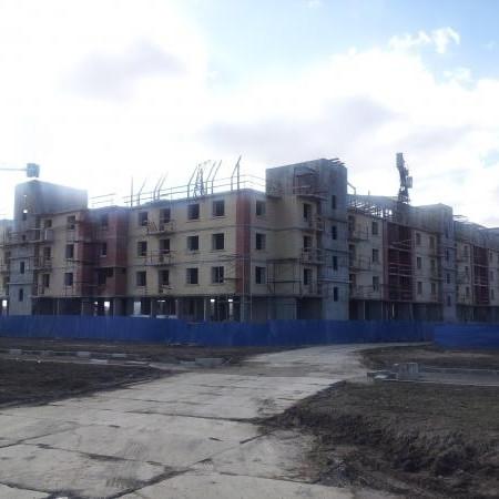 Новые дома стройка ЖК Царский двор