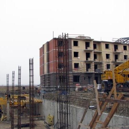 Жилой комплекс Царский двор Санкт-Петербург строительная готовность