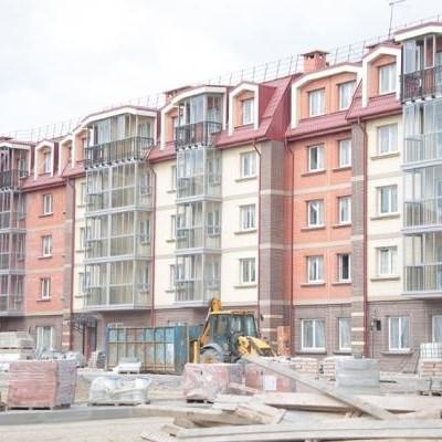 Ход строительства жилого комплекса Царский двор