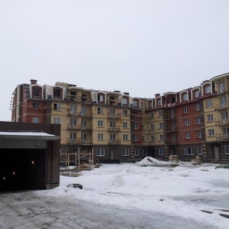 ЖК Царский двор Петербург ход строительства