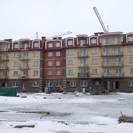 СПб ЖК Царский двор строительство